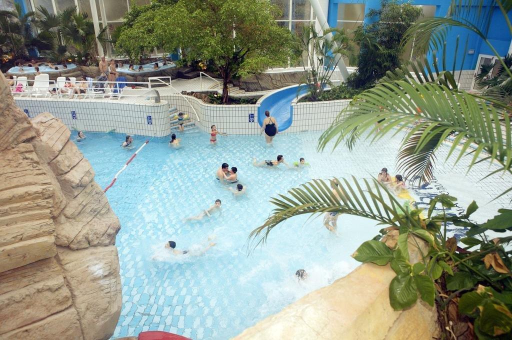 Center parcs ardennen vakantiepark plopsa coo for Zwembad aanschaffen